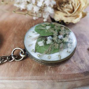 Brautstrauß Schlüsselanhänger